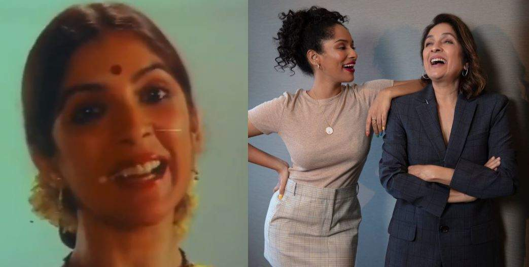 Photo of Masaba shared old TV ad with mother Neena Gupta, made a demand