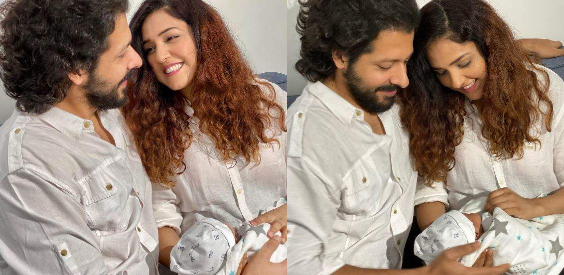 Photo of Neeti Mohan and Nihar Pandya also revealed the name of their son