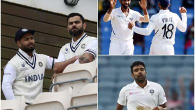 Photo of Tendulkar and Kohli are not Rishabh's favorites in Tests;  Bumra and Ashwin like these players!