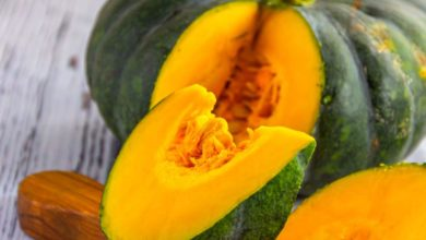 Photo of High-fiber pumpkin is not enough to look at