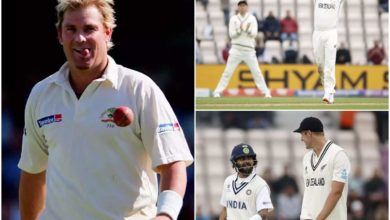 Photo of New Zealand made a big mistake;  Shane Warne Says India Will Win If They Do That Much!