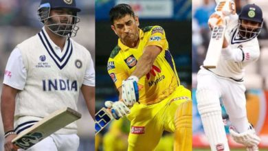 Photo of Rishabh said the ball, Jadeja threw, Southee out;  Is Dhoni a good replacement?