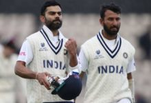 Photo of What did Koli and Pujara show by mistake?  Fans against both !!