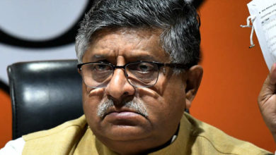 Photo of 'United States law violated';  Union Minister Ravi Shankar Prasad banned from Twitter;  'Strange action'