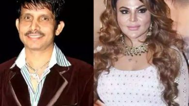 Photo of Rakhi Sawant says- 'KRK is a liar, buys 750 pants from Lokhandwala and says it is from America'
