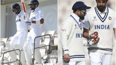 Photo of Will there be a change in the test team against England?  Out with Pujara and Ishant, alternates!