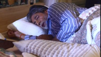 Photo of Amitabh Bachchan is busy even at the age of 78, only four hours of sleep