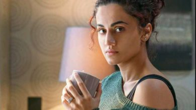 Photo of Makers removed Taapsee Pannu from the film overnight, later apologized but did not give any reason.