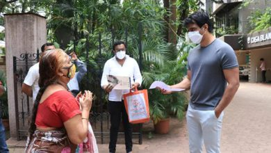 Photo of Sonu Sood's reply to Bombay High Court, 'I did not buy medicine for business'