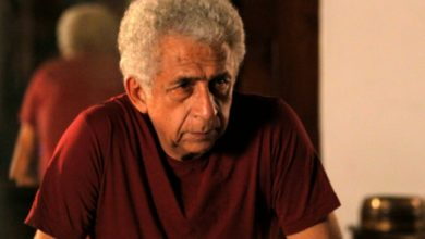 Photo of Naseeruddin Shah hospitalized for two days, a patch found in his lungs after pneumonia