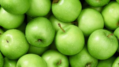 Photo of Green apples are sufficient for health and beauty.