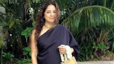 Photo of Why all the fuss about wearing Neena Gupta's fashionable clothes, those women are not cultured?