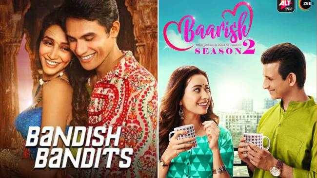 Photo of Top Romantic Web Series: Five Hindi Web Series That Keep You Immersed In Love