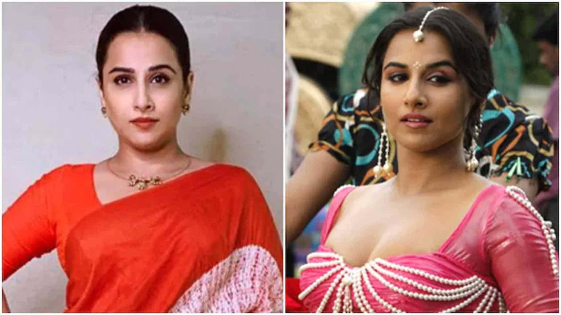 Photo of If someone says 'miserable' then you pretend to be a 'lioness', learn a lesson from Vidya Balan …