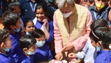 Photo of Only four months in office;  Uttarakhand Prime Minister resigns