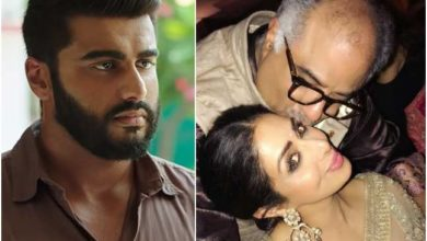 Photo of 'Your new mother has arrived…', school friends teasing Arjun Kapoor with the name of Sridevi