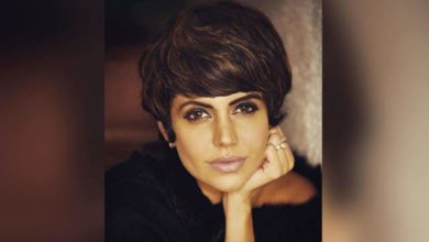 Photo of After husband's death, Mandira Bedi changed Instagram DP away from social media!