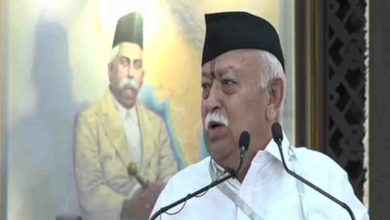 Photo of Mohan Bhagwat Says Those Who Say Muslims Shouldn't Live In India Are Not Hindus