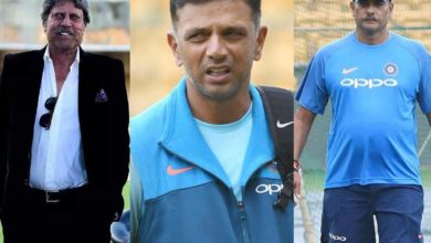 Photo of Should Dravid replace Ravi Shastri as coach?  Kapil Dev with a clear opinion