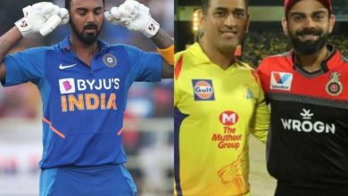 Photo of KL Rahul's comment on the Twitter clash between Kohli and Dhoni fans