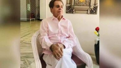 Photo of Actor Dilip Kumar, popularly known as 'Tragedy King', has passed away at the age of 98.