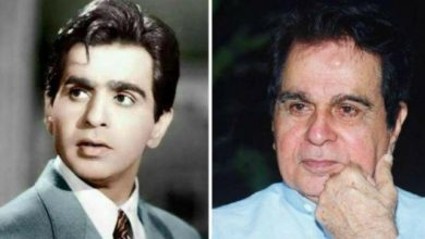 Photo of Dilip Kumar ran away from home by selling sandwiches in Pune at the age of 18