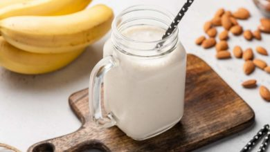 Photo of Can milk and fruit be eaten together?  Be on the lookout for these anti-diet foods