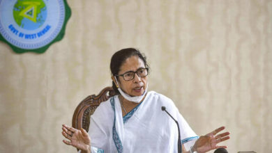 Photo of Mamata Banerjee fined 5 lakh rupees by Calcutta High Court