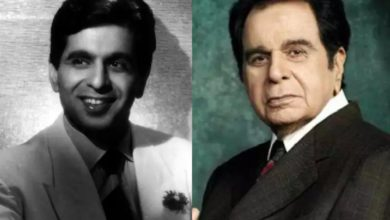 Photo of Dilip Kumar's real name was Mohammad Yusuf Khan, accused of being a 'Pakistani spy'