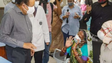 Photo of Mass demolition at the Union Ministry of Health;  Health Minister Harshavardhan also resigned.