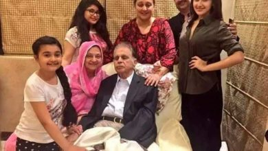 Photo of Dilip Kumar's big family, some became an actor, some served in Ajmer Sharif
