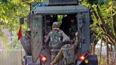 Photo of Clashes with terrorists in Jammu;  Malayalee jawan dies, search continues in area