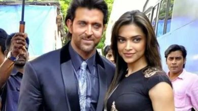 Photo of Deepika Padukone-Hrithik Roshan starrer 'Fighter' will be India's first aerial action film