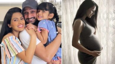 Photo of Harbhajan Singh became a father for the second time and his wife Geeta Basra gave birth to a son
