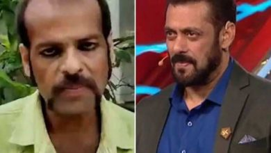 Photo of Actor Baba Khan, who kept wandering for work, has worked with Salman in many films