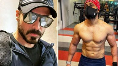 Photo of Shirtless Emraan Hashmi flaunts abs, shows off a new look