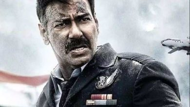 Photo of The teaser of 'Bhuj: The Pride of India' is out, Ajay Devgan's dialogues are strong