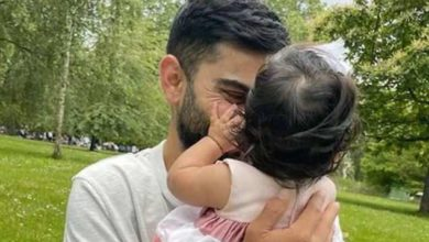 Photo of Anushka-Kohli's daughter Vamika turns six months old, shares special pictures