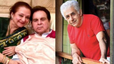 Photo of Dilip Kumar and Naseeruddin Shah admitted to the same hospital, the desire to meet remained unfulfilled