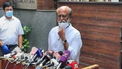 Photo of The sons of Rajini reject the mantra;  Rajinikanth announces not to enter politics