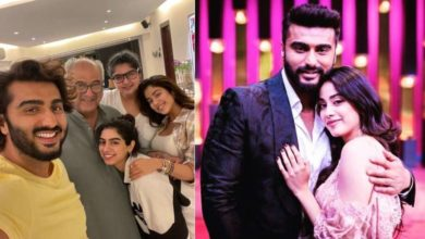 Photo of Arjun felt strange after hearing 'Bhaiyya' in Jhanvi Kapoor's mouth, the actor told the reason