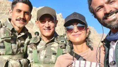 Photo of Aamir Khan and 'Lal Singh Chaddha' team accused of throwing garbage in Ladakh, video viral