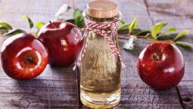 Photo of Apple cider vinegar should not be used in excess, otherwise …