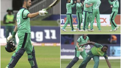Photo of Big hit in world cricket;  Ireland's historic victory over South Africa