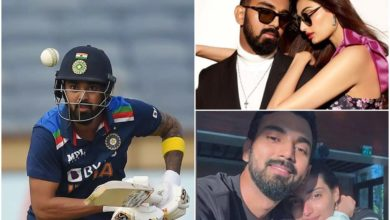 Photo of Atiya Shetty in England with KL Rahul?  I love the success of the superstar!