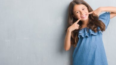 Photo of Some tips for dental hygiene in young children