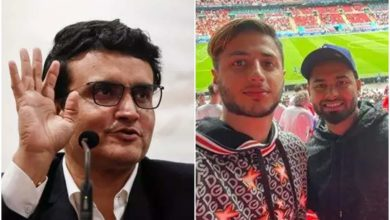 """Photo of """"You may not always be able to wear a mask"""";  Sourav Ganguly backs Rishabh"""