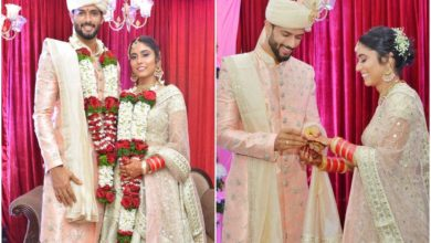 Photo of Indian actor Shivam Dubai love story, wedding photo posted;  Congratulations fans