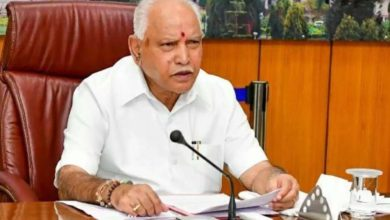 Photo of Will Yeddyurappa stop being CM?  There are indications that the prime minister has been informed of his resignation.