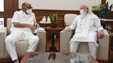 Photo of Sharad Pawar meets PM;  Concerns were expressed to the Ministry of Cooperation